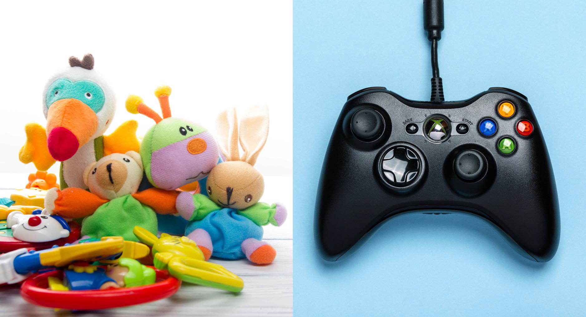 Webinar juguetes y videojuegos